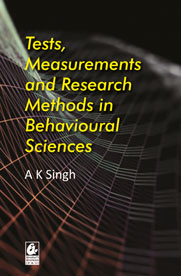 Tests, Measurements and Research Methods in Behavi