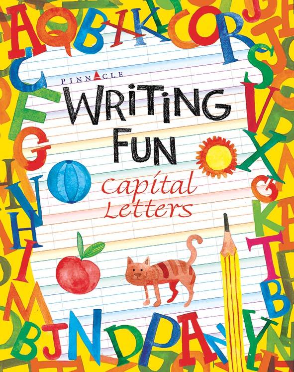 Writing Fun: Capital Letters