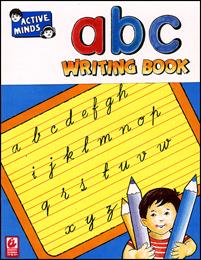 Active Minds abc Writing Book