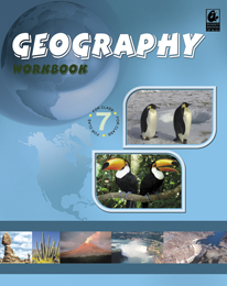 Geography Workbook for Class 7