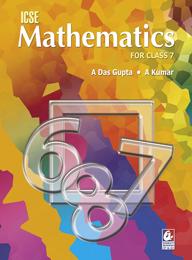 ICSE Mathematics for Class 7